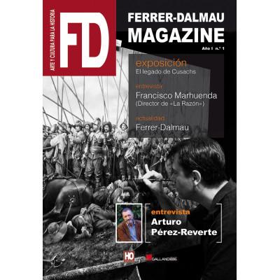 FERRER - DALMAU MAGAZINE Nº 10.