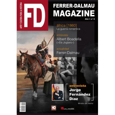 FERRER - DALMAU MAGAZINE Nº 2