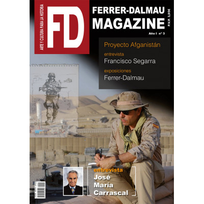 FERRER - DALMAU MAGAZINE Nº 3
