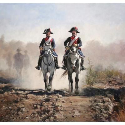 BRIGADA DE CARABINEROS DE LA GUARDIA REAL (1805)