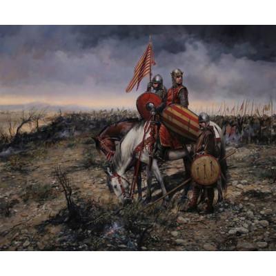 EL REY PEDRO II DE ARAGÓN EN LA BATALLA DE LAS NAVAS DE TOLOSA (1212)