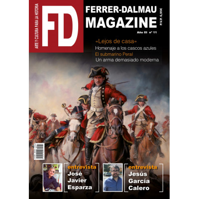 FERRER - DALMAU MAGAZINE Nº 11.