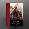 AGENDA ILUSTRADA 2019 FERRER-DALMAU « ORGULL »