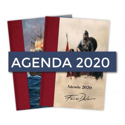 AGENDA ILUSTRADA 2019  FERRER-DALMAU