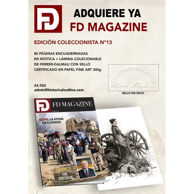 FD MAGAZINE Nº 13