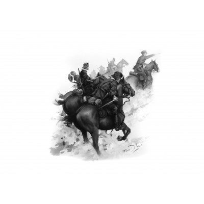 BOCETO CARGA DE ALCÁNTARA (Serie limitada)