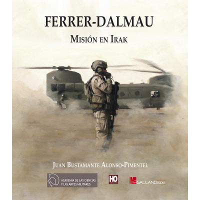 FERRER - DALMAU. MISIÓN EN IRAK