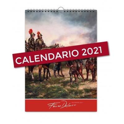 CALENDARIO 2021 DE AUGUSTO FERRER-DALMAU