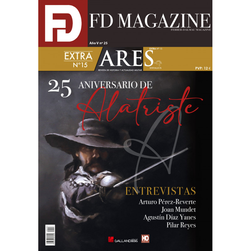 FD MAGAZINE Nº 15